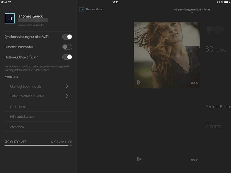 Lightroom-App-Voreinstellungen-