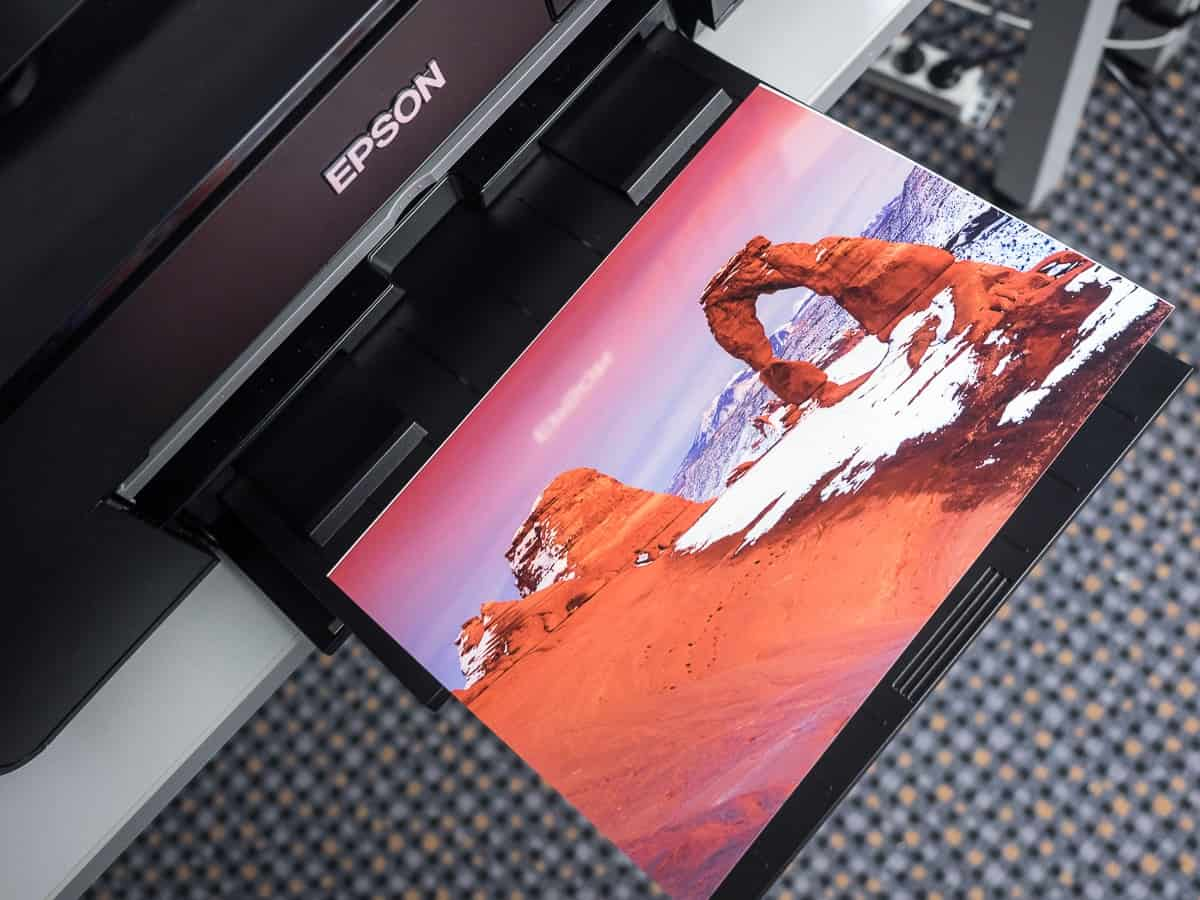 Fine-Art Printing Workshop Glossy