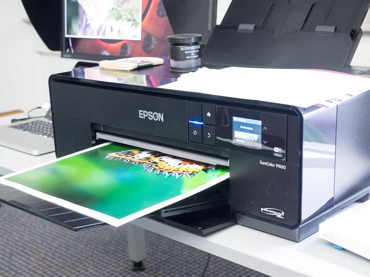 Fine-Art Printing Workshop P600