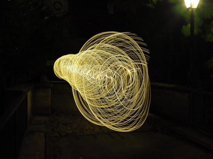 kreativ Fotografie bei wenig Licht - 2